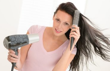 Hier and Haines Salon: Round Brush Hairstyling