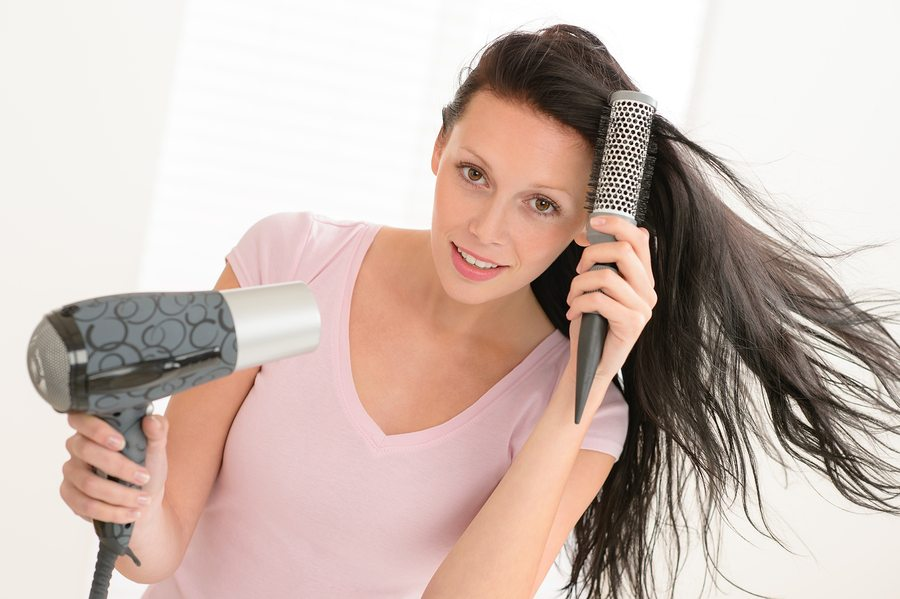 Round Brush Hair Styling at Home: Easier Than You Think!