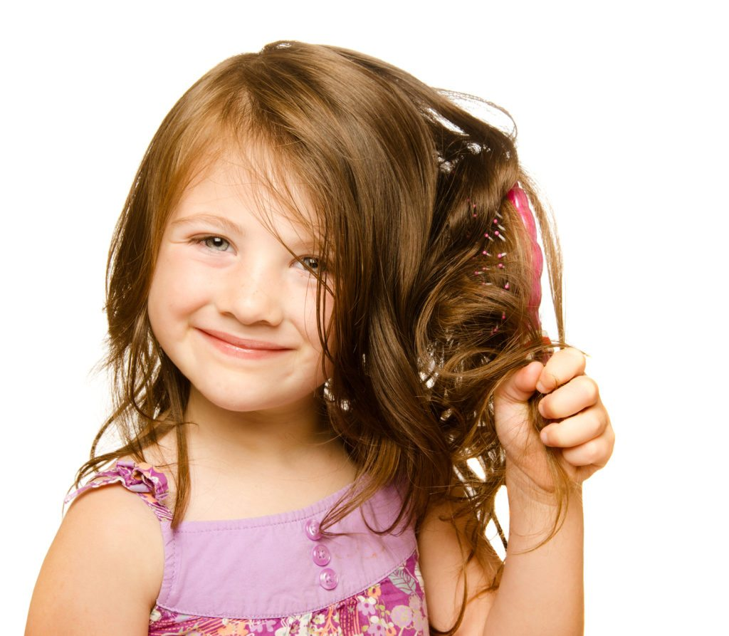 Summer Time Hair Young Girls Want Quick And Easy