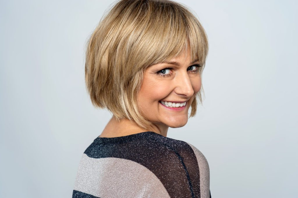 Go Boldly Into Fall With The Best Of Short Hairstyles Hier And