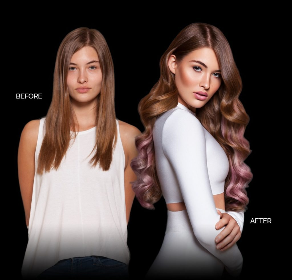 Hair Extensions Hier And Haines Salon Mclean Va 22101