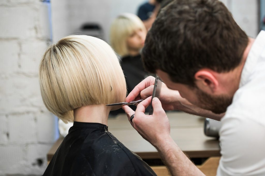 Short Hair Styles For Women Hier And Haines Salon Mclean Va 22101