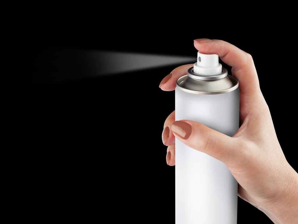Is There a Right Way to Use Dry Shampoo?
