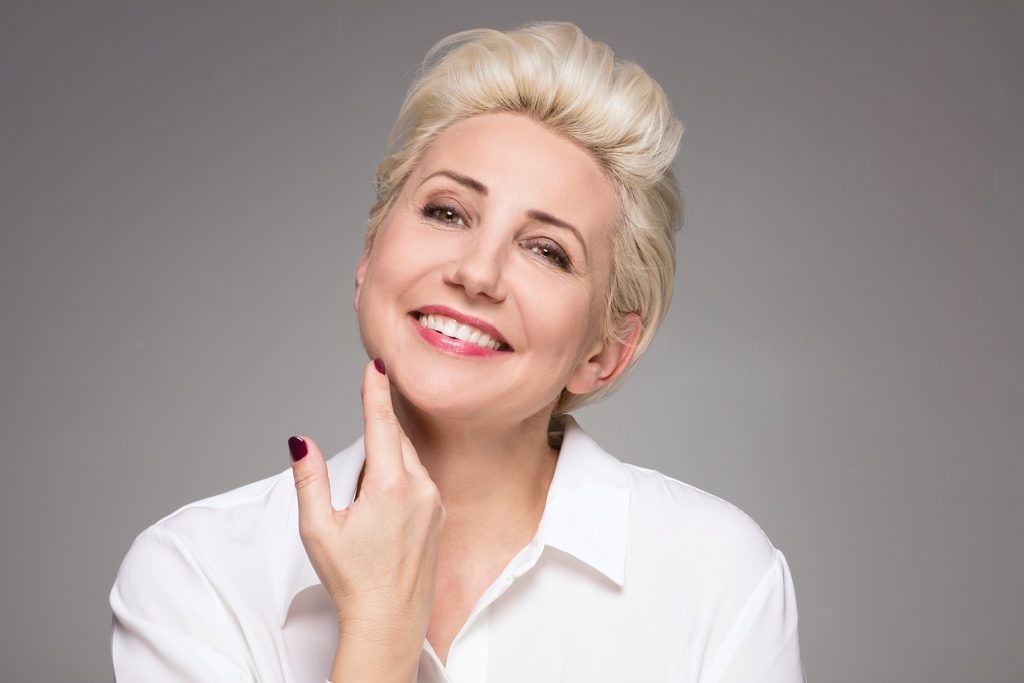 Mature Women Like The Chic Look Of Short Hairstyles